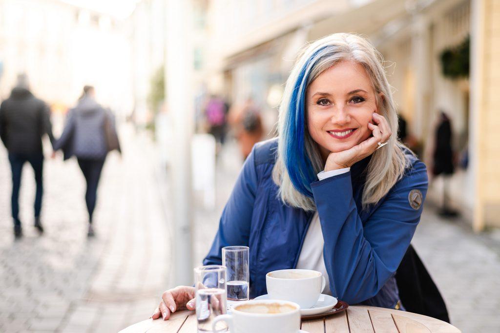Lust auf einen Kaffee mit mir? Dann schreiben Sie mir!