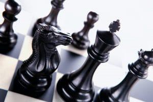 Schachfiguren - Projektstrategie